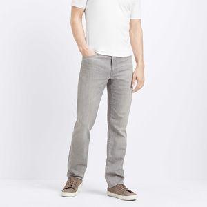Vince Men's Jeans Gray Slim Fit 29